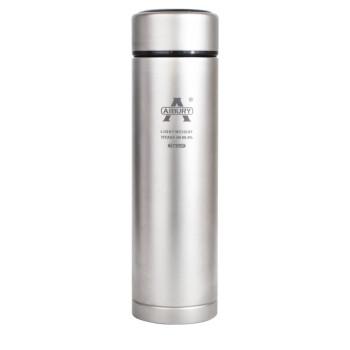 アイバーリーAIBURY純チタン合金保温カップ二層高級カップにティーフィルター付きビジネス用コッププレゼントに適する47 mlのカップカバー*カップカバーは色を付注してください。