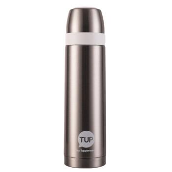 タッパーウェア(Tupperware)星の保温カップ500 mlステアリング男女保温カップ携帯カップ金属銀500 ml