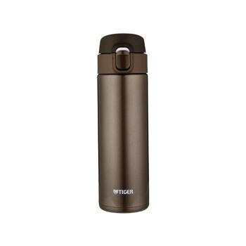 タイガー/タイガー保温カップMMY-A 48 C超軽量304スティンレス片手で開けやすい保冷保温カップ480 MLコーヒー色