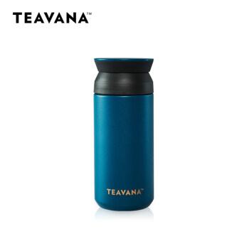 スターバックスカップ上海焙煎工坊便利ステアリングカップTeamvana kito連名タイプの保温コップ350 mlブルー