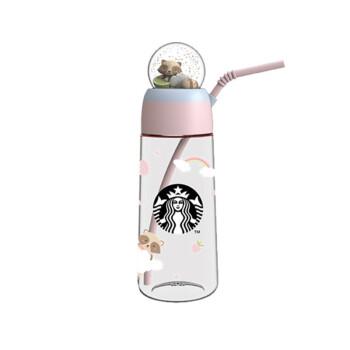 スターバックス(Starbucks)スターバックスカップ2019夏新型アルパカアライグマ樹怠イチゴシリーズ萌えカップ水晶ボールストロ