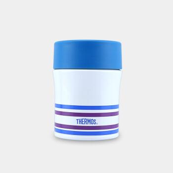 サードパーティ(THERMOS)真空ステアリング500 ml JBMシリーズの保温保温・保存弁当箱ベビーフードタンクJBM-500(LN)紫のストライプ500 ml