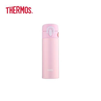 食魔師(THERMOS)入力ステレオス真空保冷保温カープ車載ケースケース水杯JNI-300-LPピンク300 ml