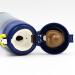 サーキュラータ(THERMOS)輸入軽量保温保冷カップJN-402 NV-Y深藍模様400 ml