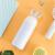 名創優品(MINISO)男性女性ファッション携帯カップ耳兔提縄保温カップ350 mlピンク
