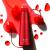 LKK 55度保温カップ男女史学生水コップ子供ステレス保温壺携帯アウトドアカップ創意ストリットブルー