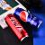 創意ペプシコーラの缶スティンレス個性カスタマイズ真空保温カップ携帯ストローコップ学生男女カップルファッション携帯刻印スイカ赤500 mlワイン赤コーラ
