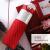 ドイツシュミット保温カップ男性女性真空ステアリングカップ学生清新可爱い文芸韩版ワンタッチジャンプカバー指圧マッサージコップ【浅ピンク】380 ML