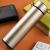 ビジネス保温カップ男女ストレーカップ携帯コップオフィスカスタマイズロゴマット450 ml