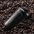 レードフのコーヒーカップは蓋付き携帯携帯カップを持つ子供の創意カップ保温マグカップブラック500 mlです。