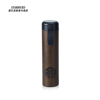 【現品現品は今出しています】スターバックス保温カップ原木紋持ち手紐ステアリングカップ車載随行コップにお茶の漏容量があります。コップ473 mlを飲みます。