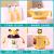 シンガポール優道UNIBOTT子供食器セット注水器器器保温コップ新生児ギフトセット5点セット