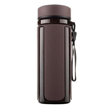 万象(WANXIANG)紫の砂の杯の四角形の泡の湯飲みの濾過ネットの茶漏は持って縄の茶の分離の杯の390 mlを持ちます/I 23 P皮の紋様の476 U 390 ml