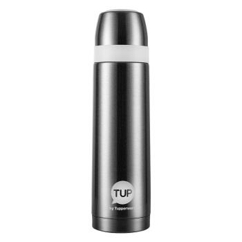 タッパーウェア(Tupperware)星の保温コップ500 ML金属シルバースタレス真空ビジネス携帯コップ大容量のお粥保温ボトルです。