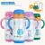 日本象の普SHINPUR子供用保温カップは取っ手付きの幼稚園の小学生の携帯する男女の水筒の赤ちゃんの水筒に似ています。
