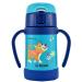 タイガータイガーの赤ちゃん保温カップストロー2800 ml真空304スティンウォーターカップMCK-A 28 C保冷カップ子犬(青CT)